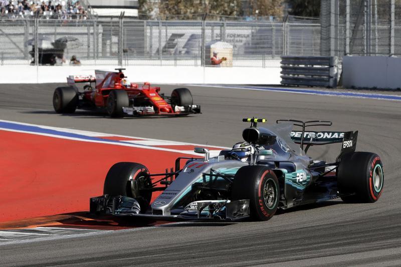Russian F1 Grand Prix 2017 Results: Mercedes' Valtteri Bottas Wins His 1st Race