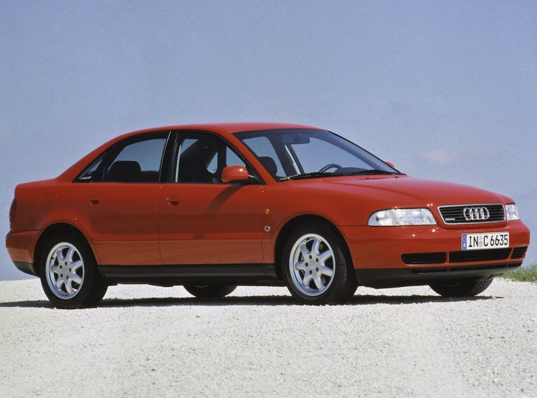 You  will Never See  Audi A4 (1995-2001) on the Road Anymore