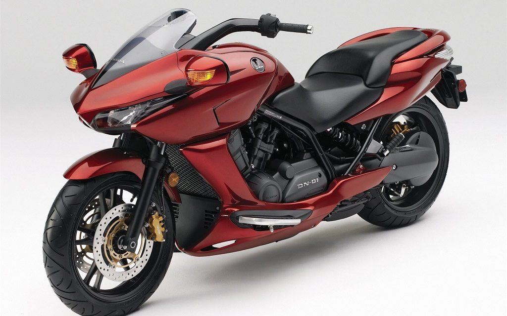 HONDA HAS BEEN THE WORLD'S LARGEST PRODUCER OF MOTORCYCLES FOR 50 YEARS
