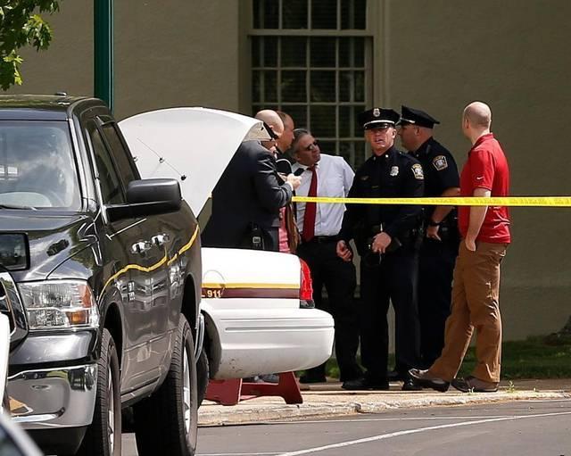 Machete attack on the campus of Transylvania University in Kentucky