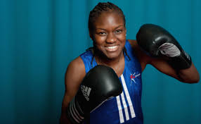 Nicola Adams: I want to be the first woman to headline in Las Vegas