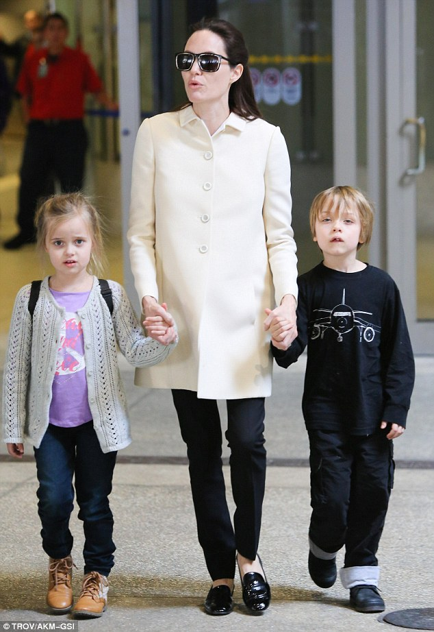 Angelina Jolie will be focused more on family and foreign affairs