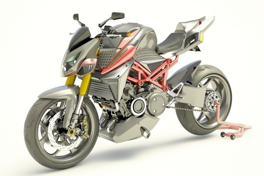 FRENCH Company Furion Motorcycles Wants To Make The Bike Of The Future