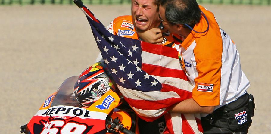 World superbike rider Nicky Hayden Injured in Bicycle Crash
