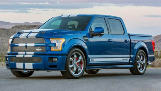 Shelby unveils Super Snake F-150 Pickup with US$96,880 price tag