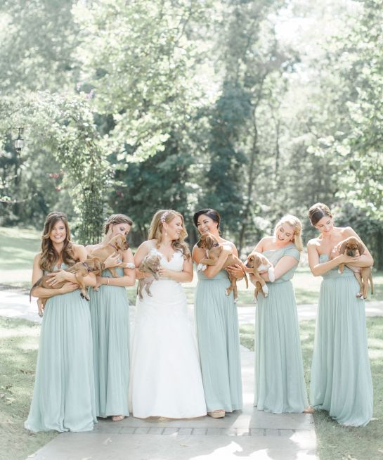 This Is The Cutest New Wedding Trend You'll Ever See (PHOTOS )