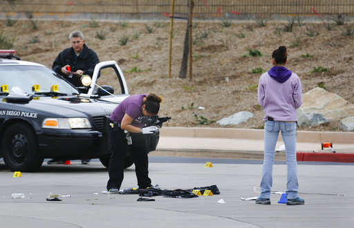 San Diego Police shot and killed a 15-year-old boy