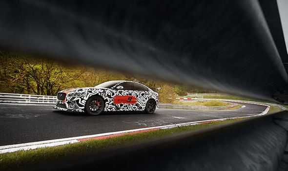 The new Jaguar XE SV Project 8 is the most extreme performance road car in the history of Jaguar