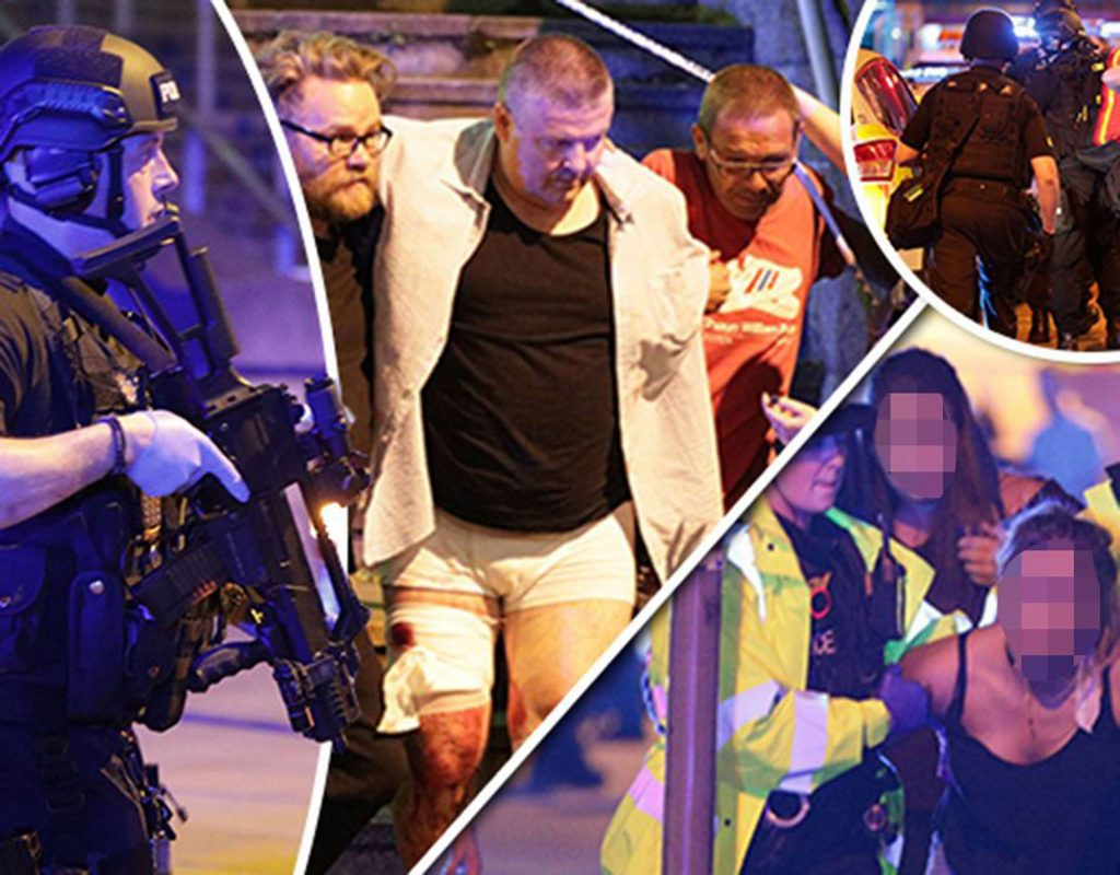 Children among 22 dead in suicide attack at Ariana Grande concert