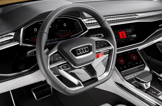 Volvo and Audi are making Android-powered cars