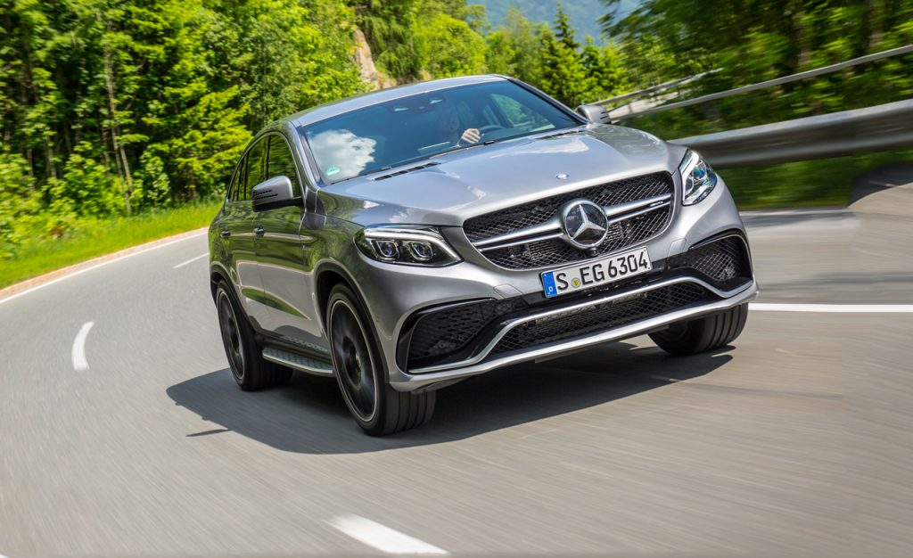 Mercedes-Benz says it will 'buy American' more often