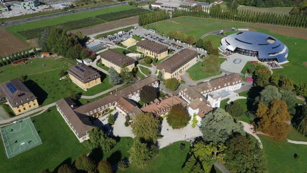 Institut Le Rosey is the most expensive school in the world. Tuition fees are more than £87,000 a year