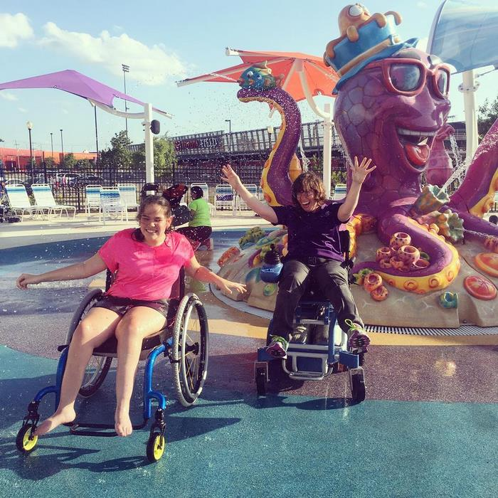 World's First Water Park for People With Disabilities. It's Awesome — PHOTOS