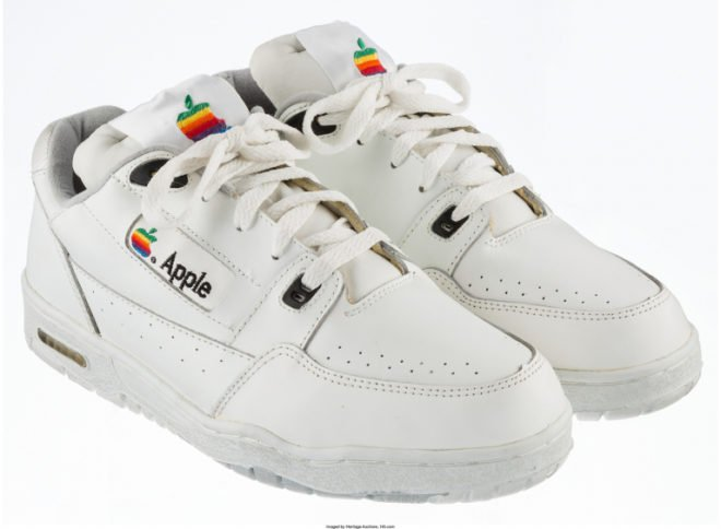 Rare Apple sneakers up for auction starting at $15,000