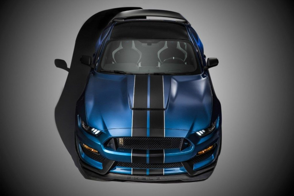 Ford Shelby GT350 Is One Of The Fastest American-Made Car