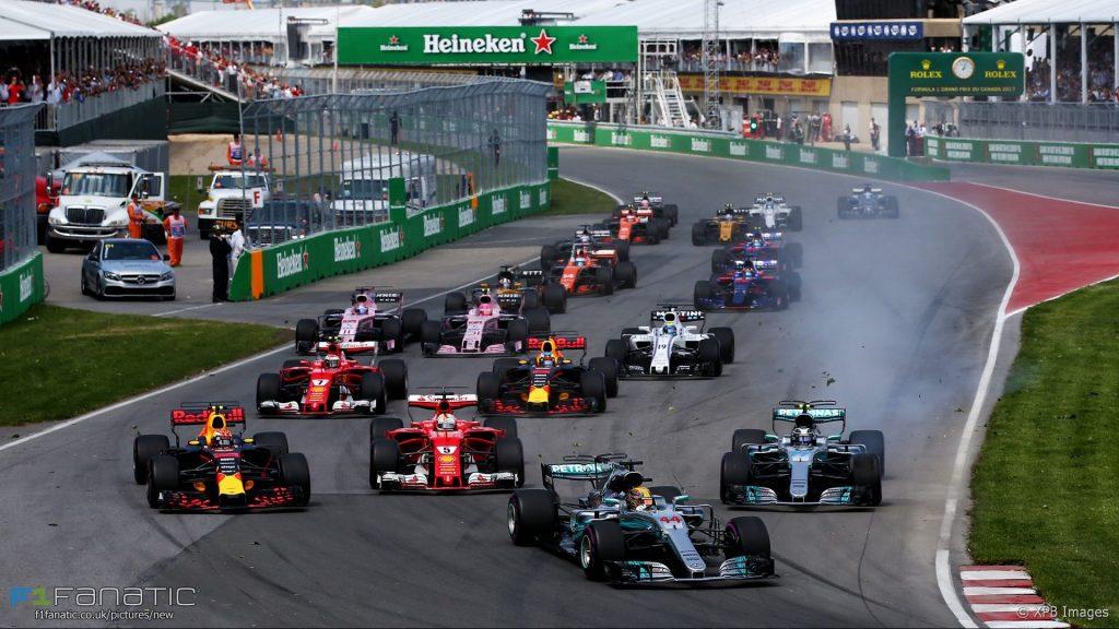 Canadian Grand Prix 2017 RECAP as Lewis Hamilton wins to close gap on Sebastian Vettel to 12 points