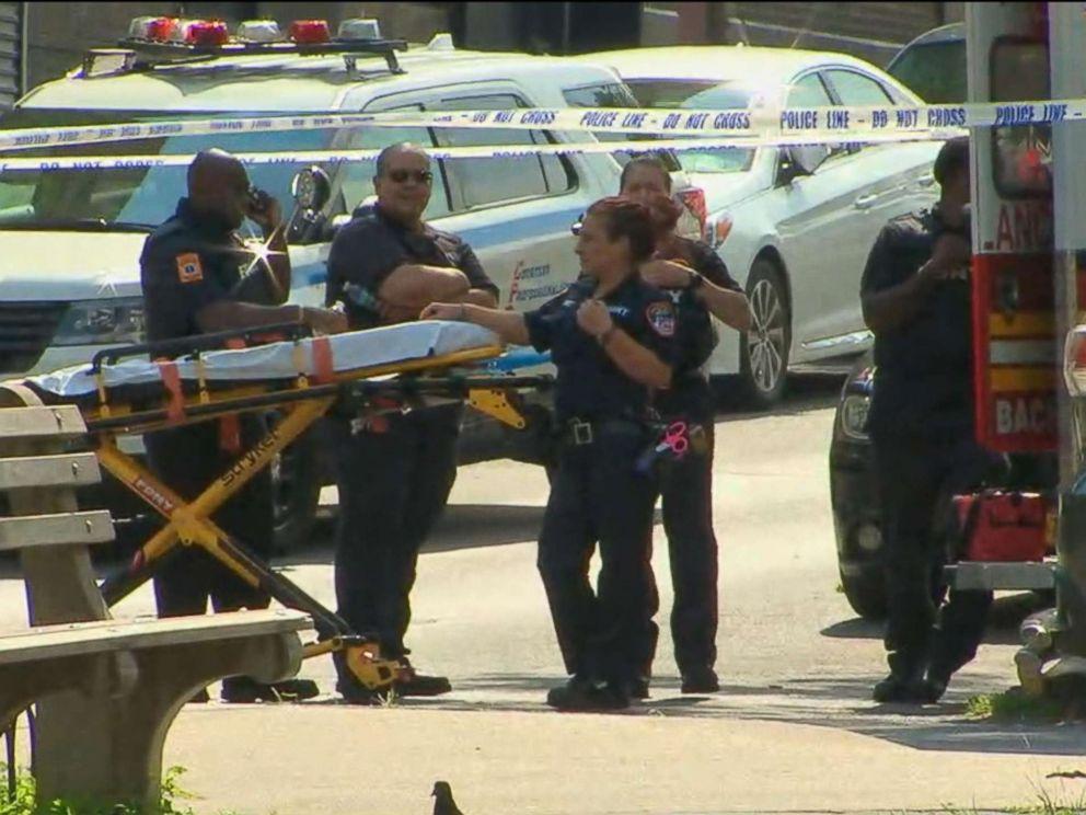 Gunman kills doctor, injures 6 at New York hospital where he had lost his job