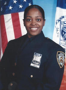 Cop shot on the job was Mother of three children
