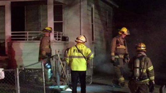 Man and 2 dogs dead after fire in Piscataquis County