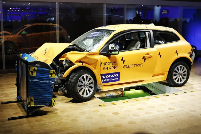 Volvo Promises Death-Proof Car By 2020