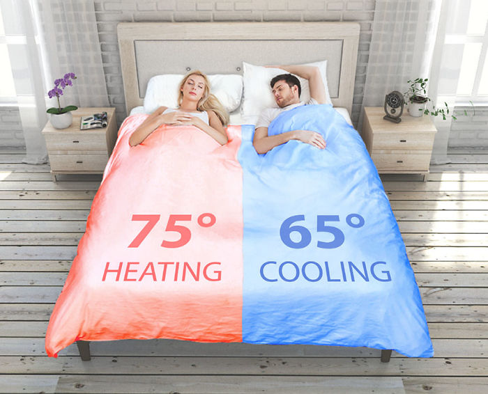 This Smart Duvet Might Just Save Your Marriage, And Here's How