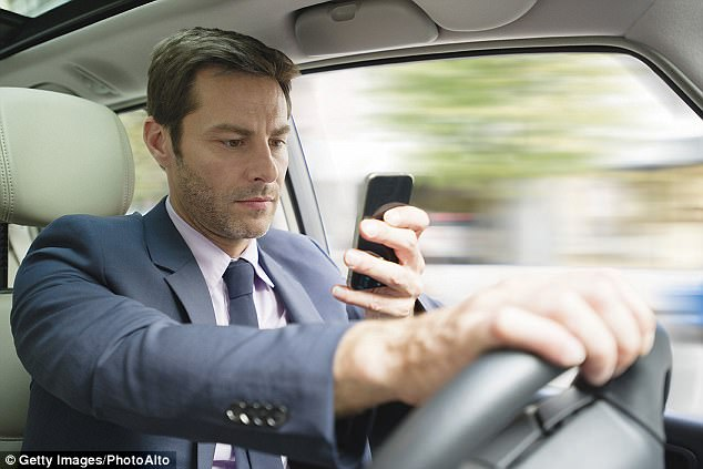Colorado makes it LEGAL to text while driving