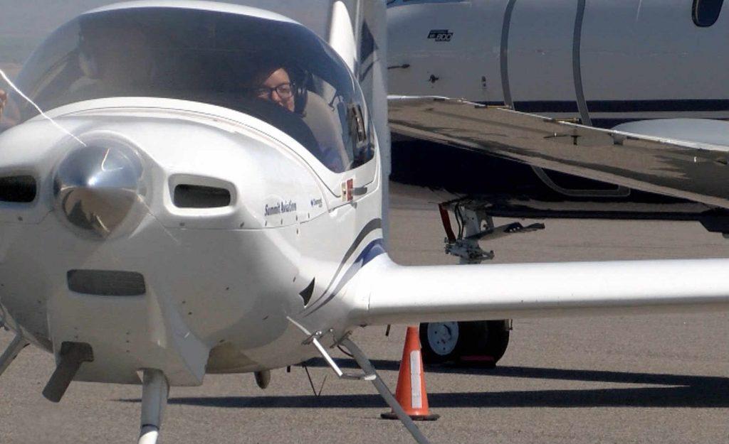 Cancer survivors take flight in Bozeman