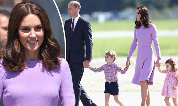 'No more royal babies' Kate and William told NOT to have any more children