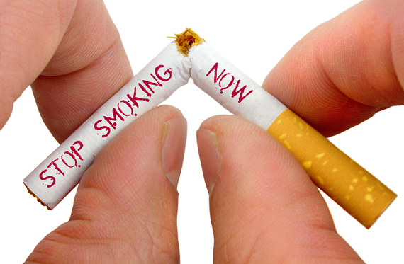 What happens to your body after you STOP smoking