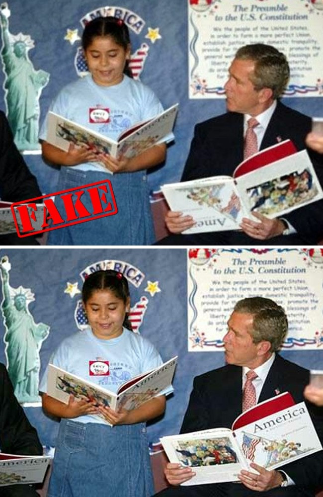 13 Famous Photographs That Are Actually Fake