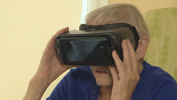 How a Toronto hospital uses virtual reality to grant dying patients a last wish