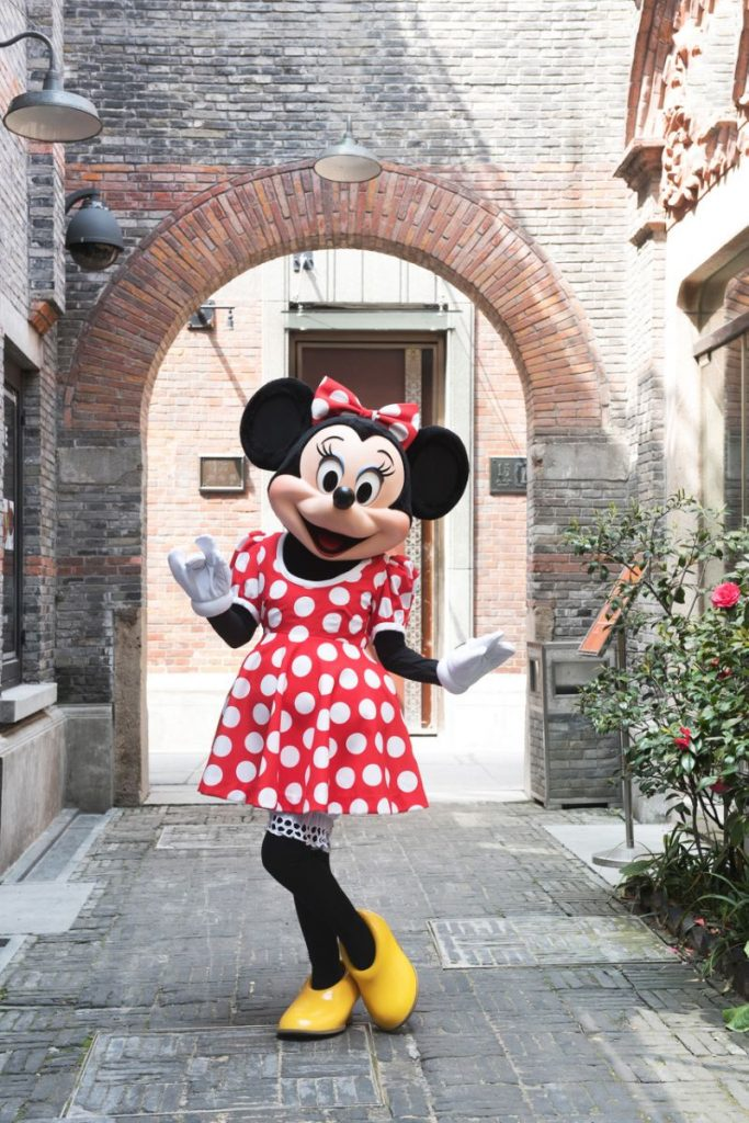 Minnie Mouse to Attend Her First New York Fashion Week