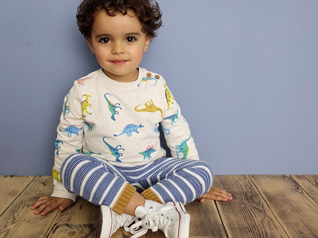 John Lewis removes 'boys' and 'girls' labels from children's clothes