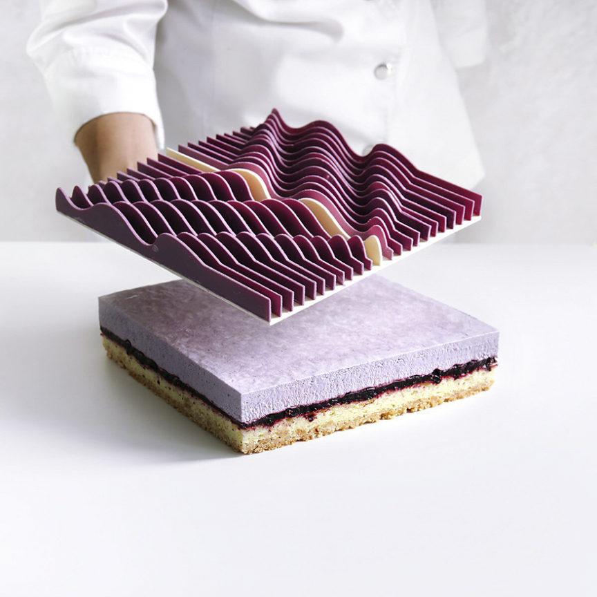 Architectural Designer Tries Baking Desserts.  Phenomenal work!