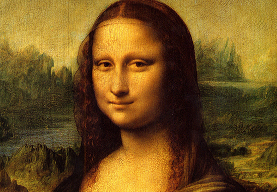 There's A Version Of The Mona Lisa With No Clothes On
