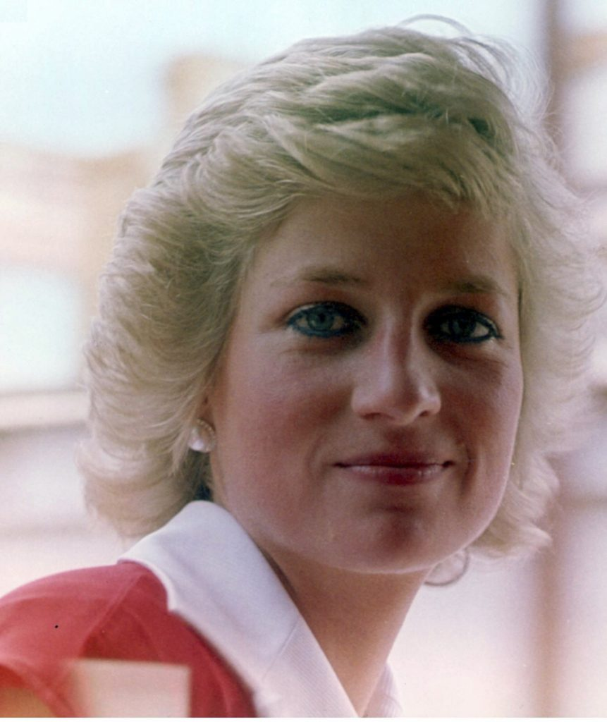 Princess Diana Had To Stop Wearing Blue Eyeliner After Her Makeup Artist Made An Important Observation