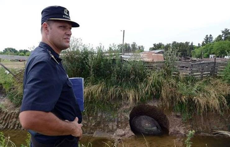 Man Unearths Ancient Two-Ton Mystery, Stumping Police, and Archeologists