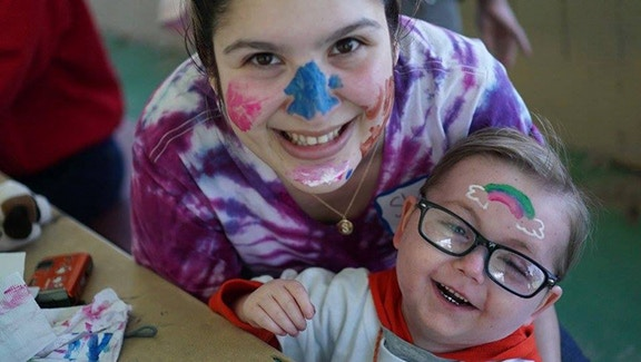 Kids with cancer aren't their illnesses. This camp allows them to be so much more