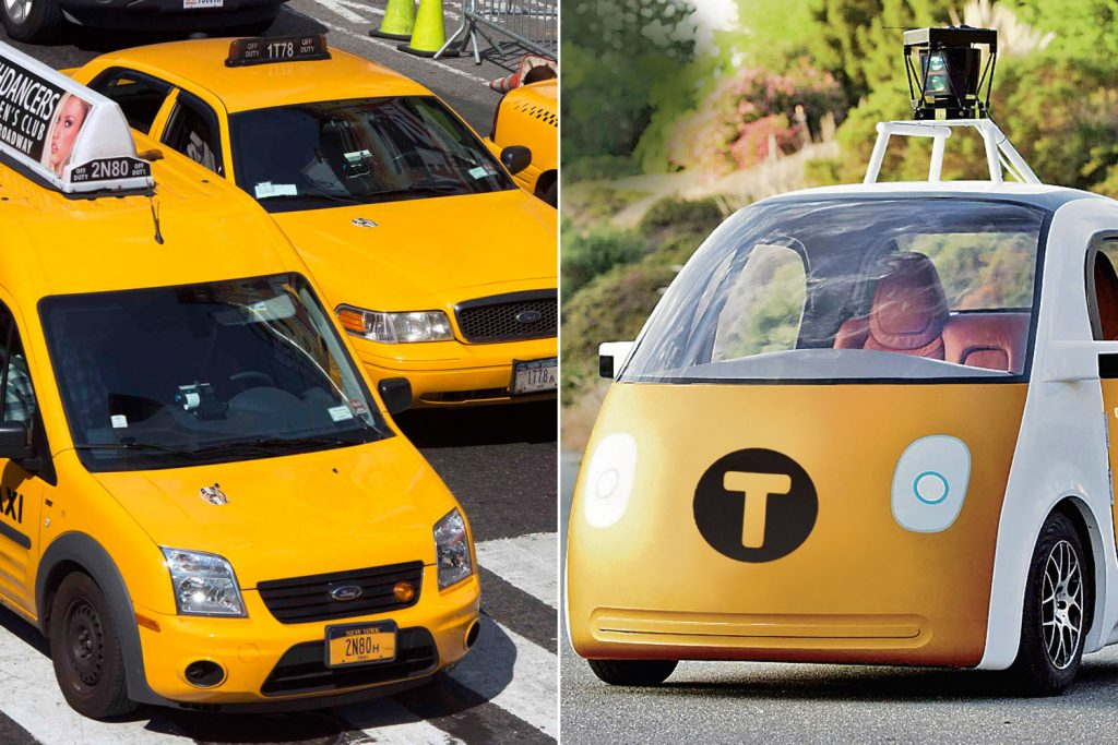 Self-driving taxis are coming to residential neighborhoods