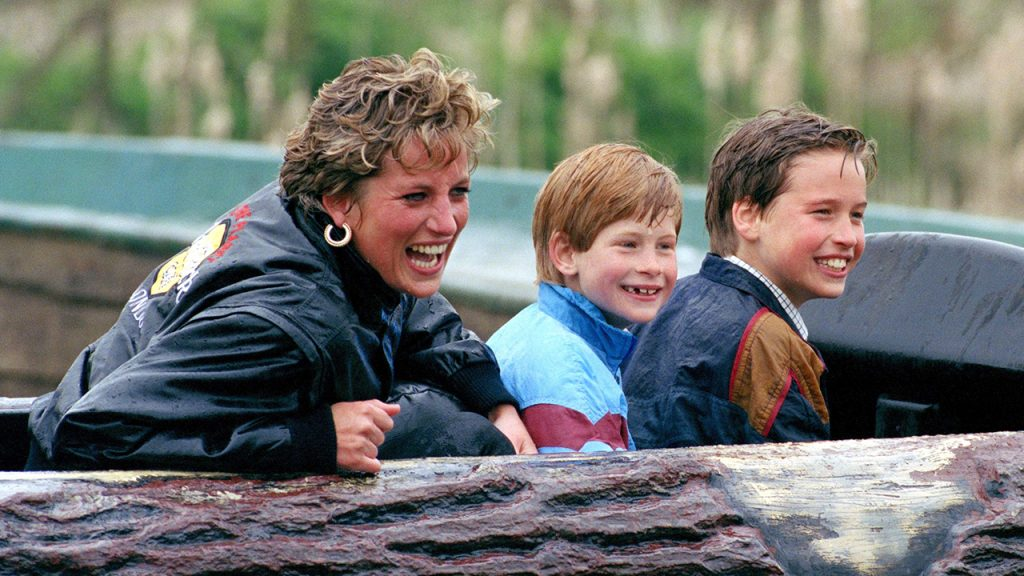 Princes William And Harry Recall Their Last Words With Their Mother, Princess Diana