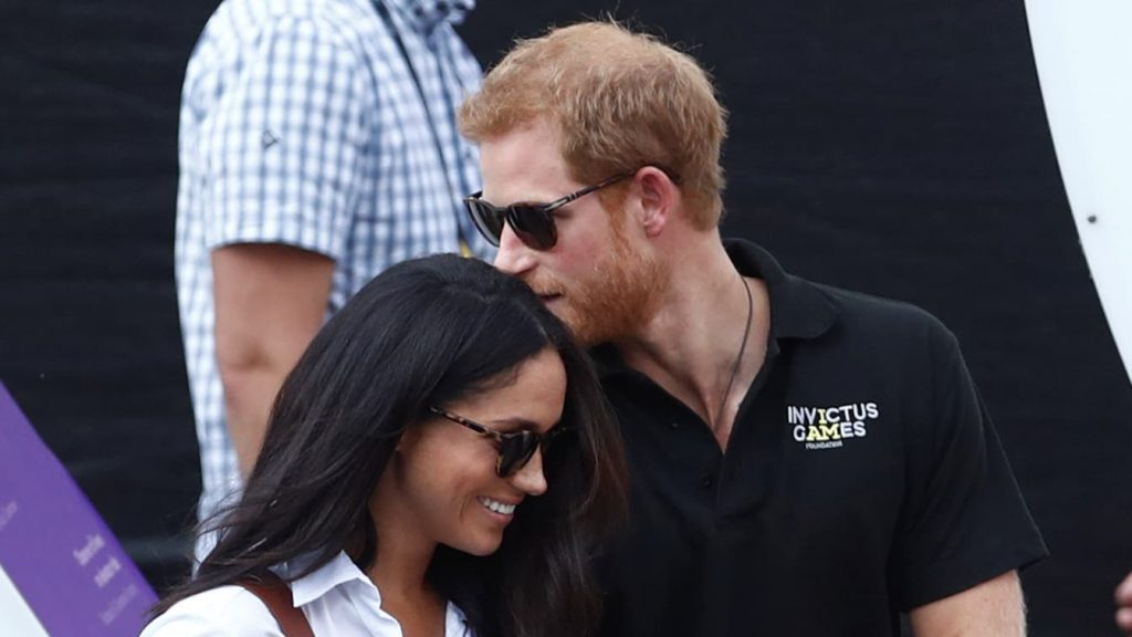 Prince Harry and Meghan Markle to marry in the spring