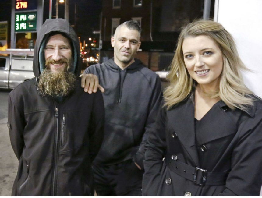 NJ Woman raises more than $248G for homeless man who helped her