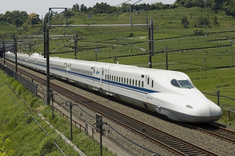 $15 Billion Texas bullet train between Houston and Dallas is taking shape