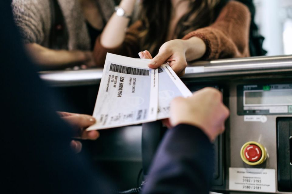 You should never put your middle name on your plane ticket