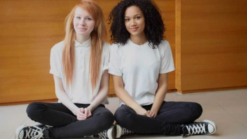 These Twins With Different Skin Colors Are '1 In A Million'