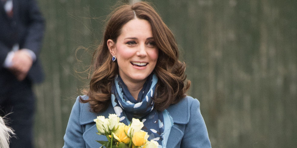 Kate Middleton Donated 7 Inches Of Hair To Charity