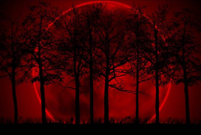 Get ready for the Blue Moon, Super Moon and Blood Moon