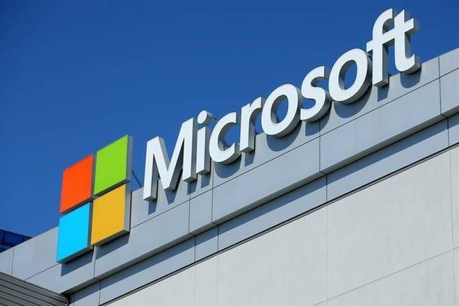 Microsoft reports loss due to tax charge