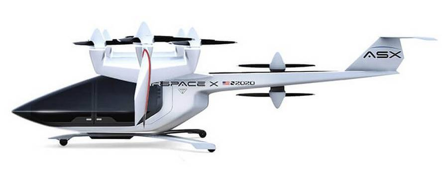 Autonomous Electric Flying Taxi Will Hit the Skies in 2026
