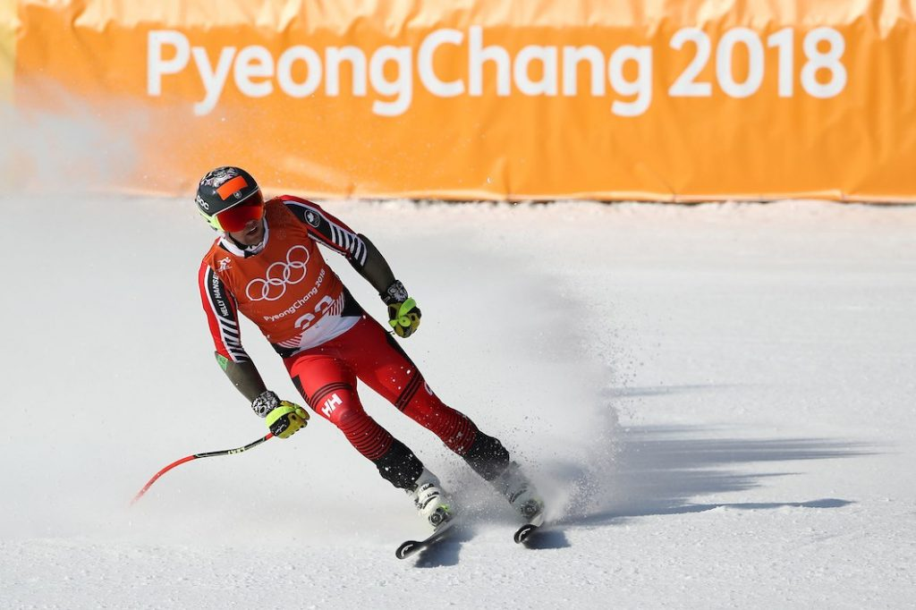 CANADIAN CONFIDENCE RISING AFTER SETTING DOWNHILL PACE